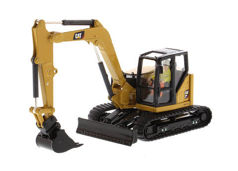 Caterpillar 309 CR Next Generation Mini Hydraulic Excavator with Work Tools (85592)