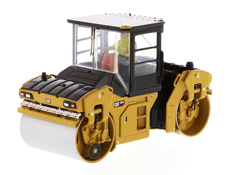Caterpillar CB-13 Tandem Vibratory Roller with Cab (85595)