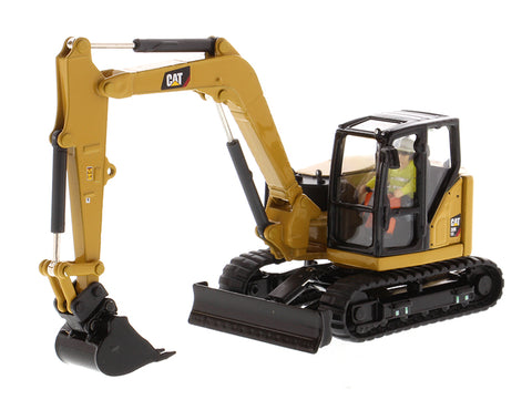 308 CR Next Generation Mini Hydraulic Excavator with Work Tools (85596)