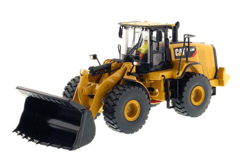 Caterpillar 972M Wheel Loader (85927)