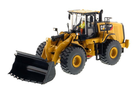 Caterpillar 966M Wheel Loader (85928)