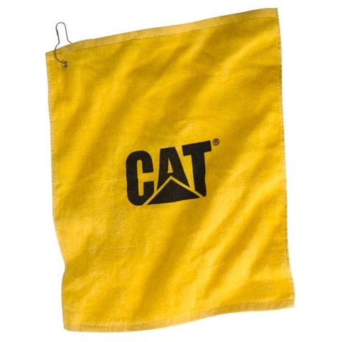GOLF TOWEL YELLOW