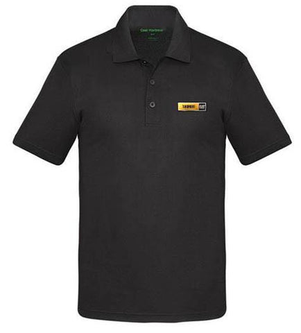 Toromont CAT Black Golf Shirt