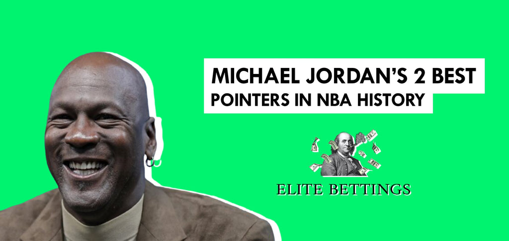 Michael Jordan's two best pointers in history