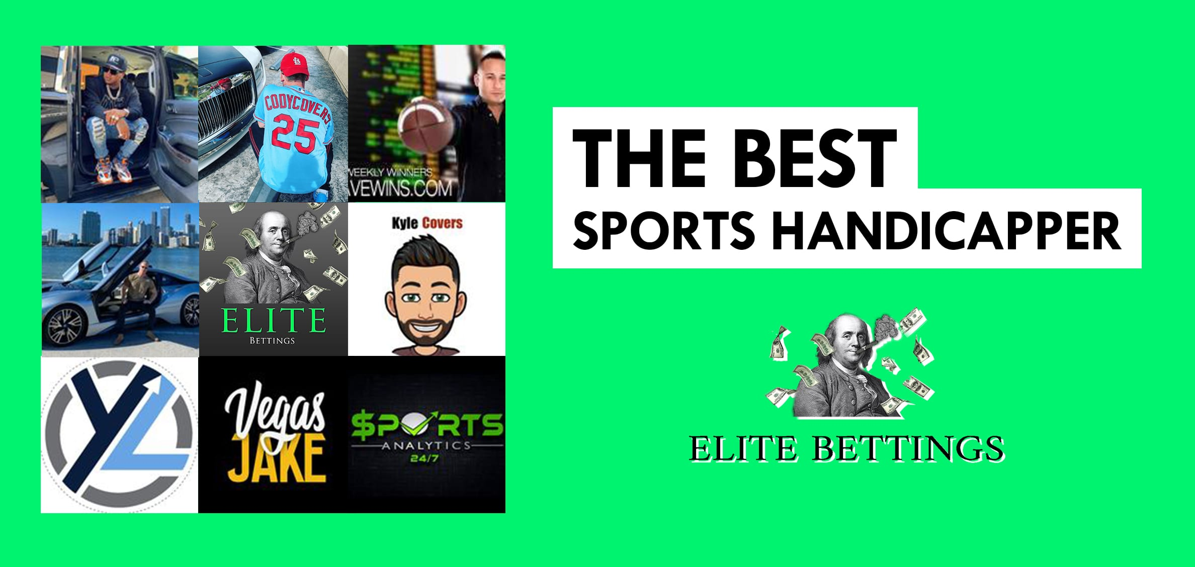 The Best Sports Handicapper | Elite Bettings