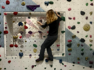 Indoor Climber: Learn to Lead - 1 Day