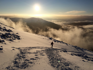 Scottish Winter Mountains Adventure - 5 Days