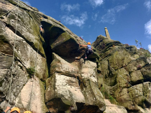 'On The Rock' - Introduction To Outdoor Climbing - 1 Day