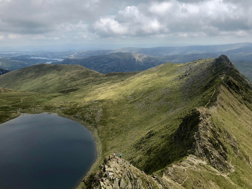Striding Edge & Helvellyn  - Enquire To Book