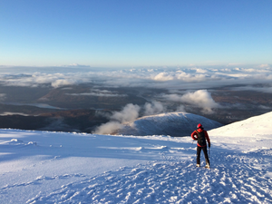 Scottish Winter Mountains Adventure Weekend - 2 Days
