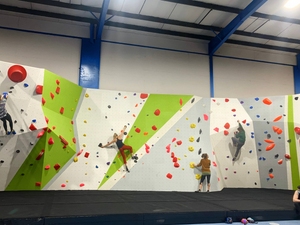Introduction To Indoor Bouldering - 1 Session
