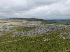 Norber Erratics & Theives Moss, Yorkshire Dales (28th March 2021)