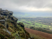 Load image into Gallery viewer, Bamford Edge,  Peak District (24th July 2021)