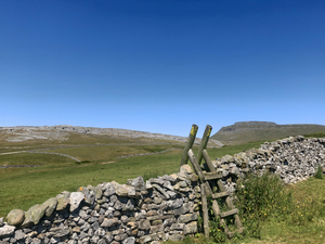 Ingleborough - Gorges, Hill Forts & Dry Stone Walls (15th May 2021)