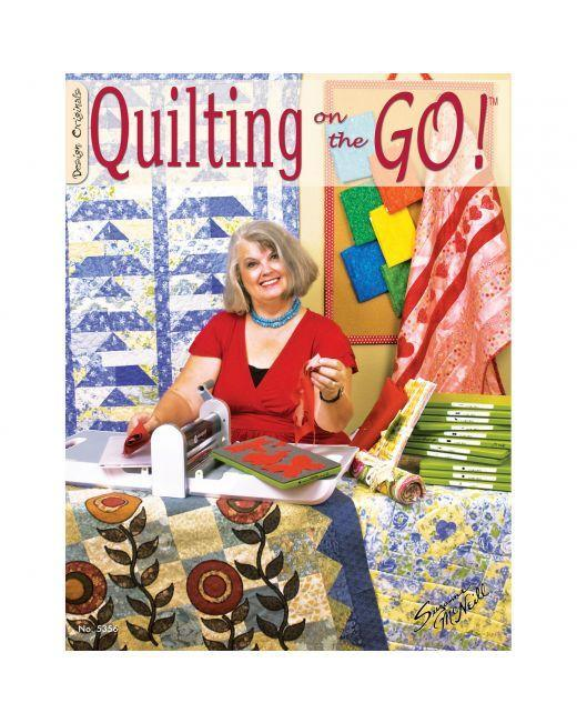 Quilting on the GO! Pattern Book