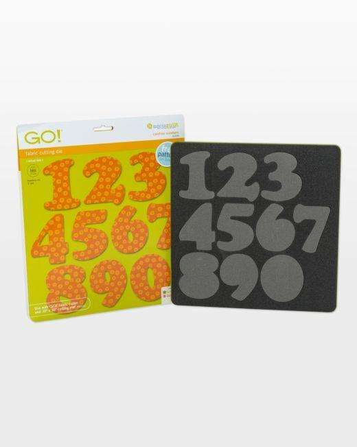 "GO! Carefree 3"" Numbers"