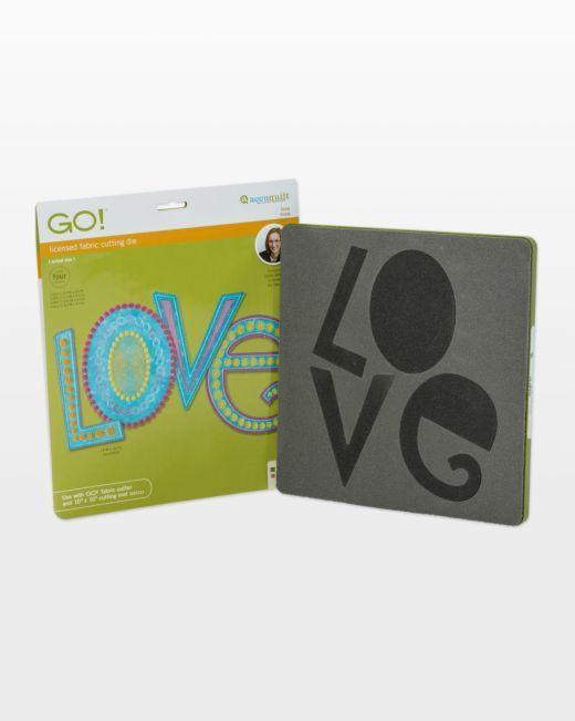 GO! Love by Sarah Vedeler Die