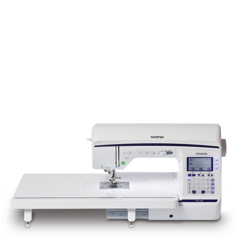 Brother Designer NQ1300 - Kawartha Quilting and Sewing