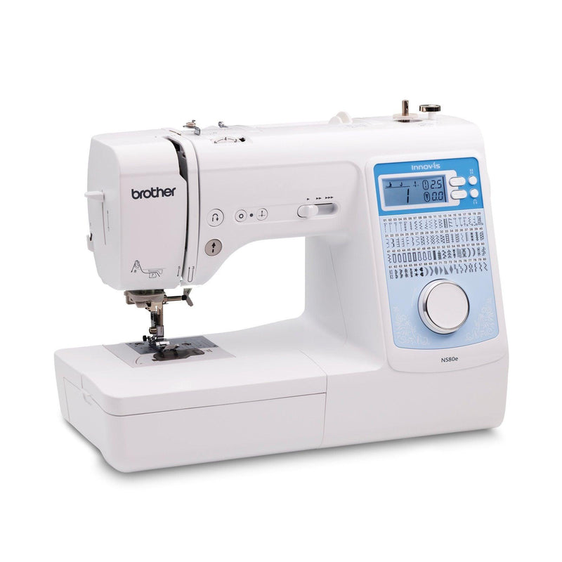 Brother NS80E Design Star 2 - Kawartha Quilting and Sewing