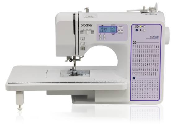 Brother SC9500 - Kawartha Quilting and Sewing LTD.