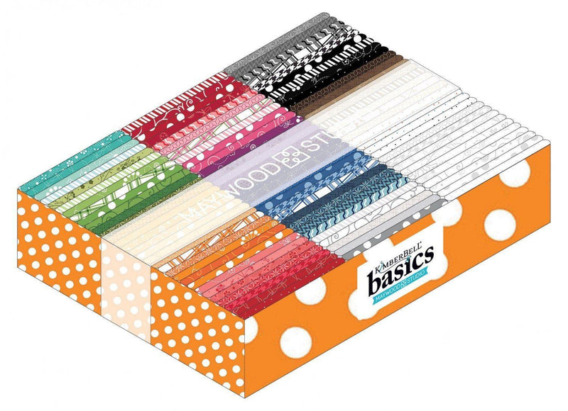 The Complete Fat Quarter Box Set - Kimberbell Basics - Kawartha Quilting and Sewing LTD.
