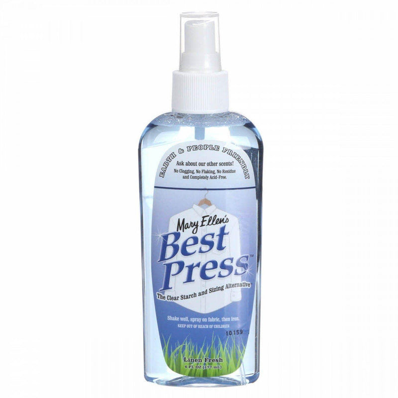 Deal of the Day! - Best Press Spray Starch Linen Fresh 6oz - Kawartha Quilting and Sewing LTD.