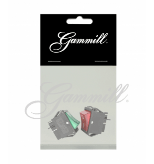 Illuminated Rocker Switch - Square - For Statler - Package of 2
