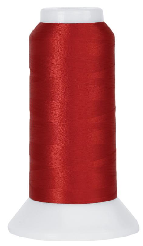Bright Red, MicroQuilter, 3000YD - Kawartha Quilting and Sewing