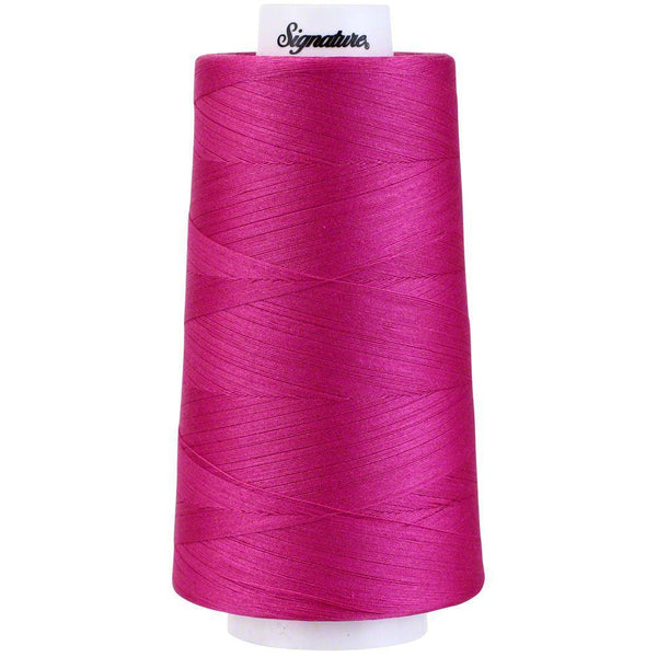 Hot Pink, Signature, 3000YD - Kawartha Quilting and Sewing LTD.