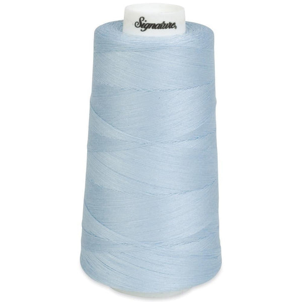 Iced Blue, Signature, 3000YD - Kawartha Quilting and Sewing LTD.