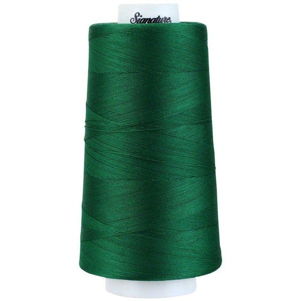 Light Piper Green, Signature, 3000YD - Kawartha Quilting and Sewing LTD.