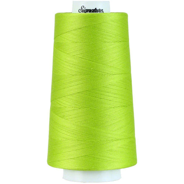 Lime Splash, Signature, 3000YD - Kawartha Quilting and Sewing LTD.