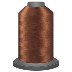 Medium Brown, Glide, 1000m - Kawartha Quilting and Sewing