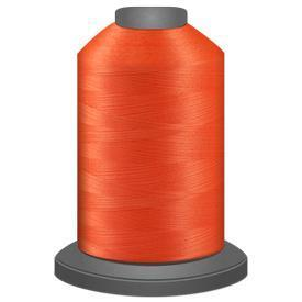 Neon Orange, Glide, 1000m - Kawartha Quilting and Sewing