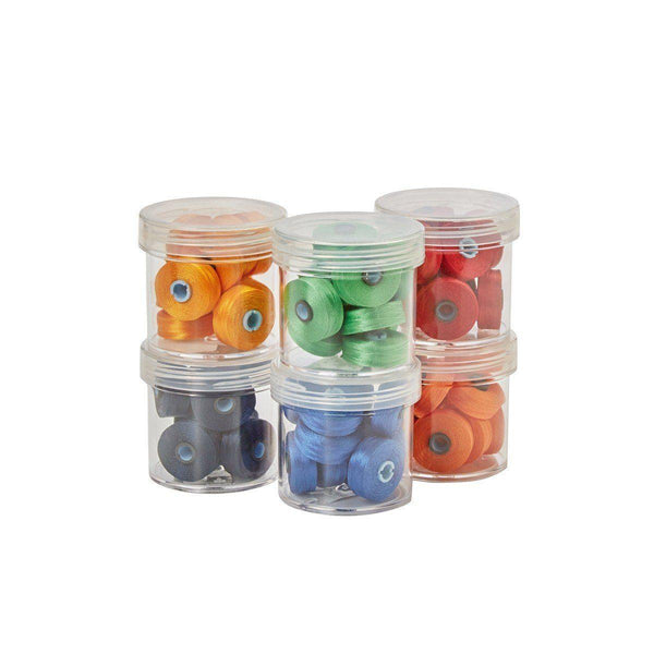 The Main Ingredients Collection - Magna-Glide Delights M Size Bobbins - Kawartha Quilting and Sewing LTD.