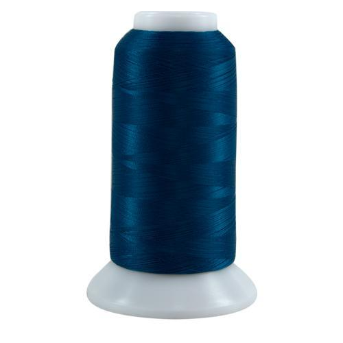 Turquoise, Bottom Line, 3000YD - Kawartha Quilting and Sewing LTD.