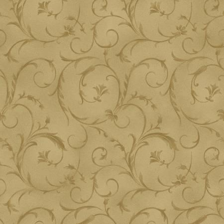 "Beautiful Backing - Golden Tan - 108"" Wide"