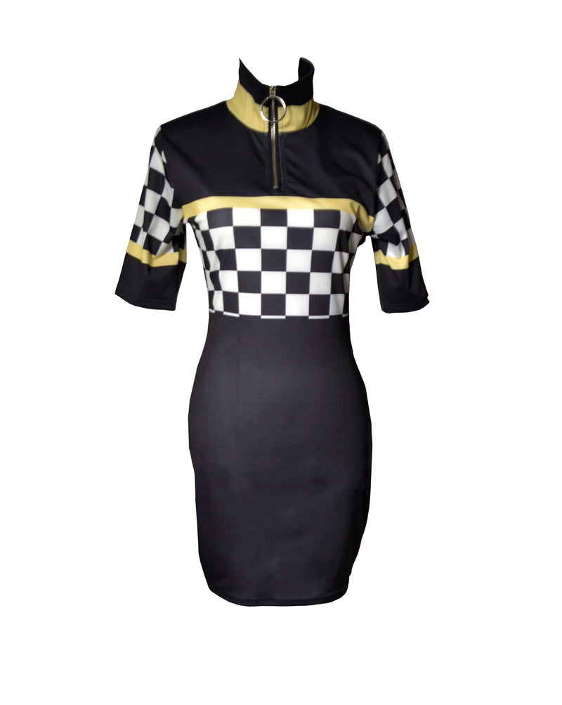 Formula One T-Shirt Dress