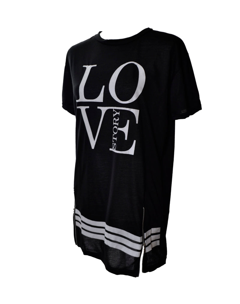 Black Love Story Dress