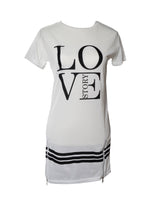 White Love Story Dress