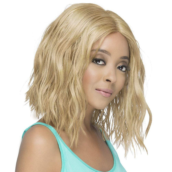 Vivica A. Fox (Madonna) - Heat Resistant Fiber Lace Part Wig in STT1B_OIL
