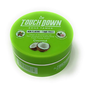 Touch Down Edge Control Coconut Non Flaking 2.82 oz