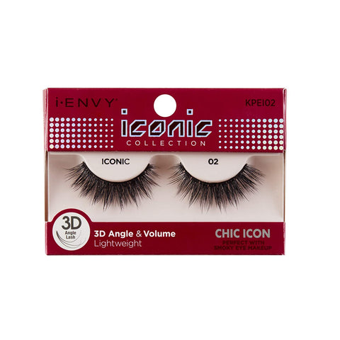 I-Envy Iconic 3D Collection Eyelashes (lashes)