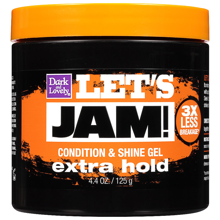 Let's JAM Condition & Shine Gel Extra Hold