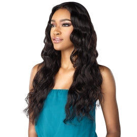 Amy Aviance 100% Human Hair Lace wig LILY Natural Hair