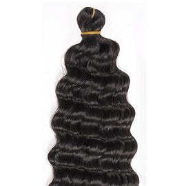 FREETRESS HAIR CROCHET BRAIDS DEEP TWIST 22""