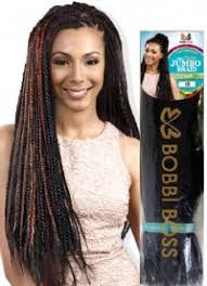 Bobbi Boss Jumbo Braid Kanekalon