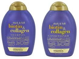 Morocco OGX  Shampoo and Conditioner
