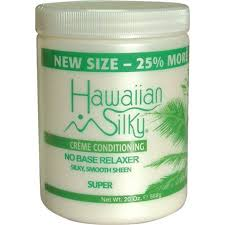 Hawaiian Silky Creme Conditioning