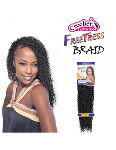 Freetress Hair Crochet Braid Bohemian Braid 20